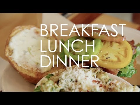Breakfast Lunch Dinner | Blue's Egg, Storyhill BKC, & Maxie's | Wisconsin Foodie
