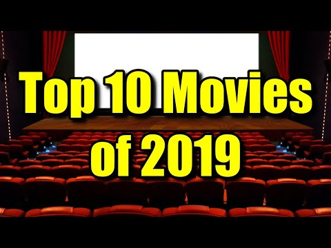 My Top 10 Favorite Movies of 2019