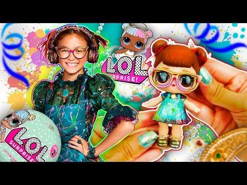 DIZZY DESCENDANTS 2 🎨 LOL Surprise Custom Doll Series 2 DIY | Toy Tutorial | Lil Outrageous Littles