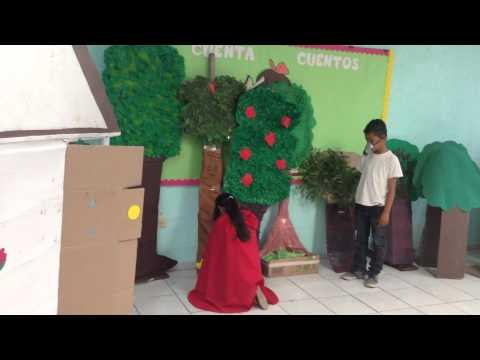 """""""Caperucita Roja"""" EQUIPO 3."""