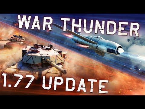 """Meet Update 1.77 """"Advancing Storm""""!"""