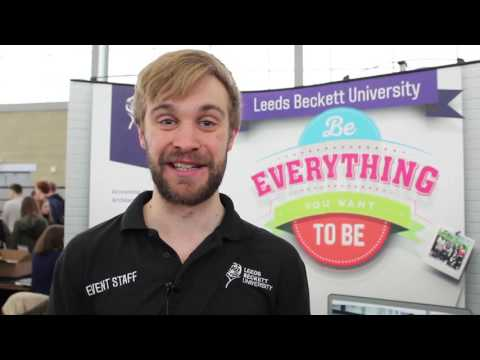 UCAS Higher Education Fair at University of Bedfordshire 2016