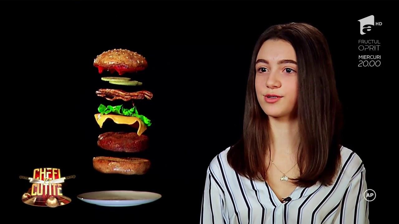 Surpriză pentru Chef Sorin Bontea: fiica lui a venit în concurs!