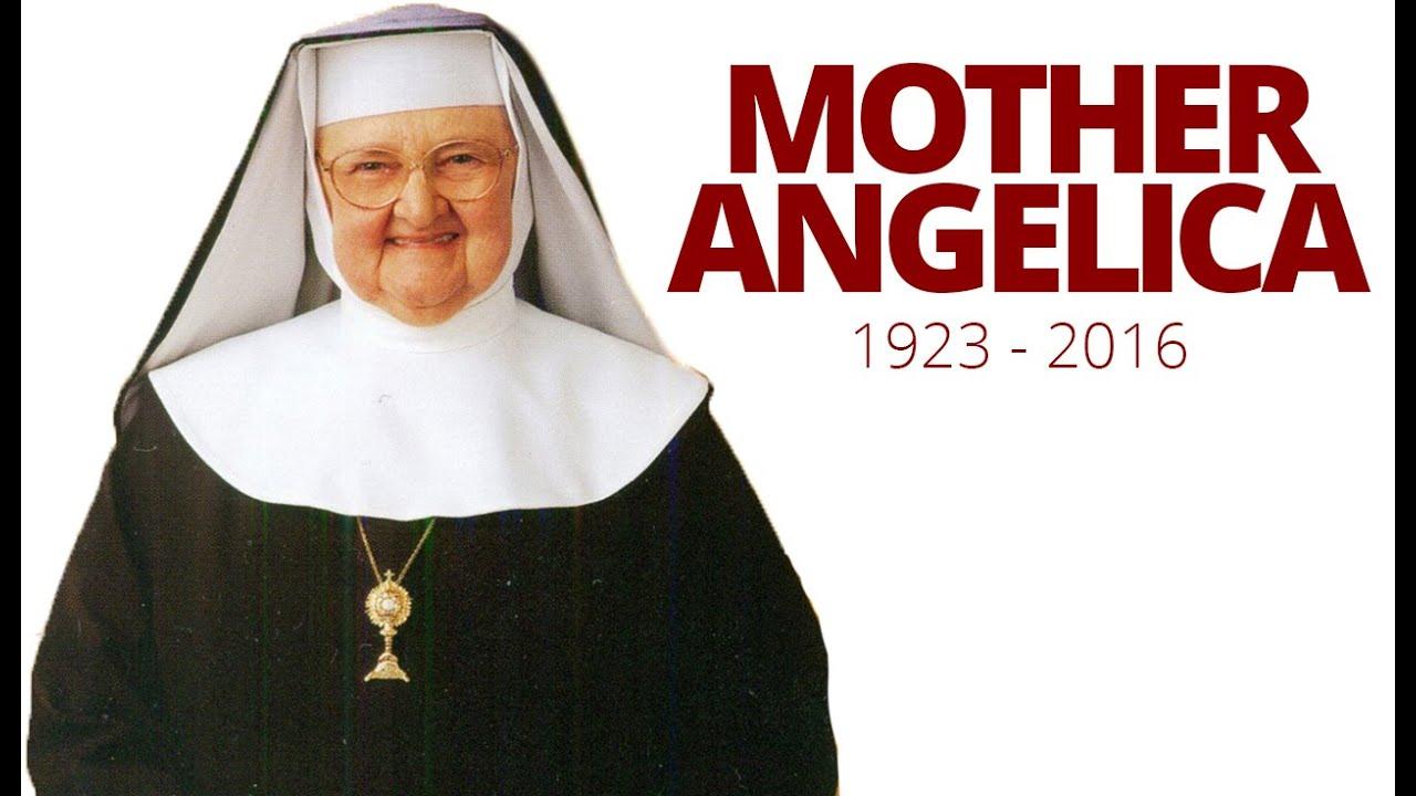 The Vortex—Mother Angelica 1923-2016