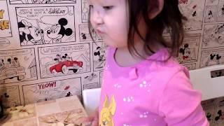 Ульяна готовит Креветки Васаби