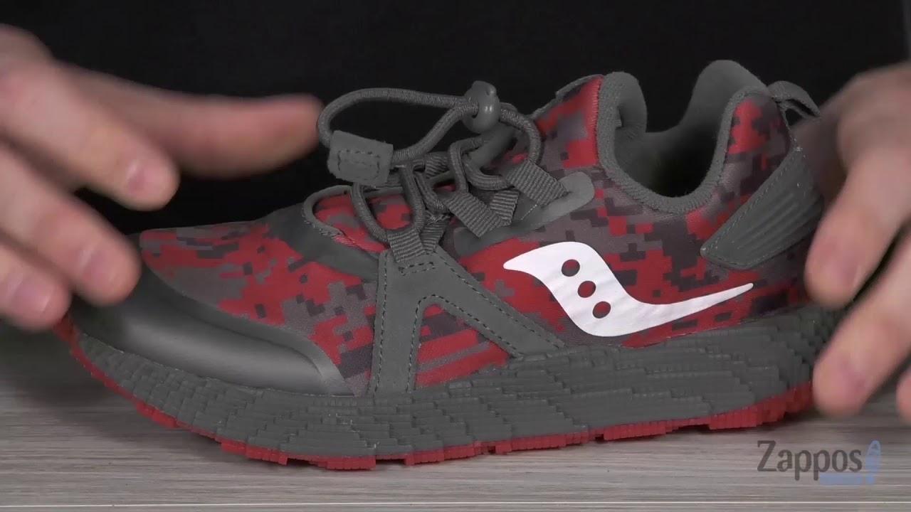 Saucony Kids Voxel 9000 Sneaker