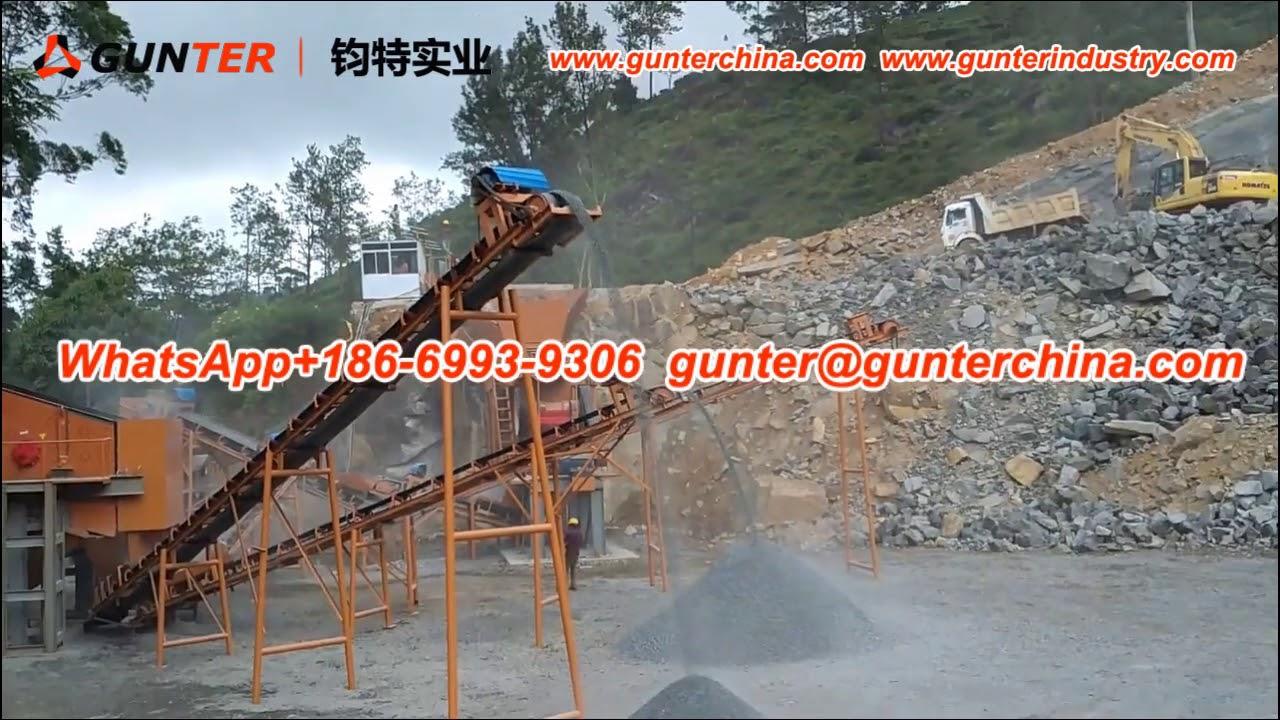 Stone Crusher Plant Machine Price, Stone Crusher Machine for Sale,  Aggregate Stone Crusher