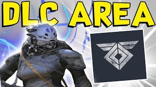 Destiny 2 - FUTURE STRIKE DLC FOUND BY GLITCH! Huge Fallen Tower, Unreleased Area, & Cut Content