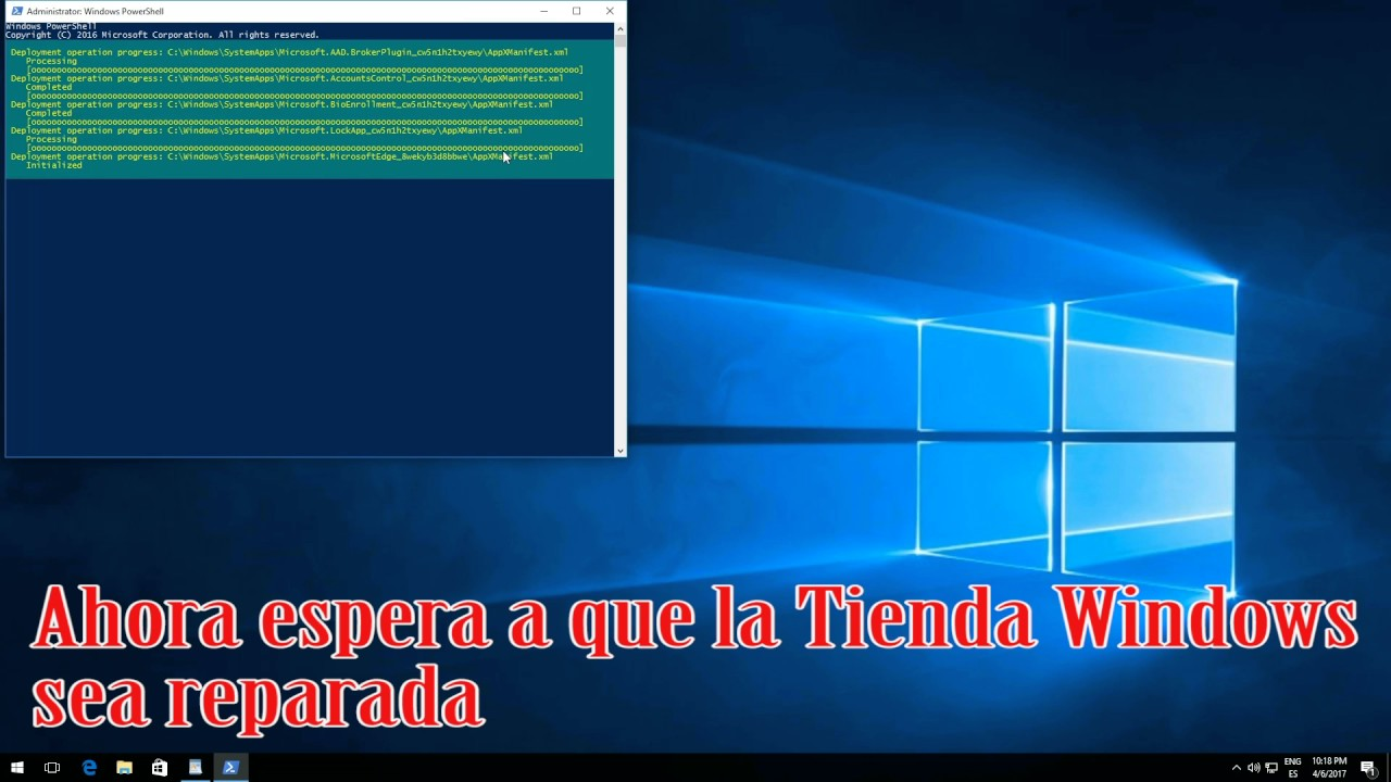 Como Reinstalar La Tienda Windows En Windows 10 2020