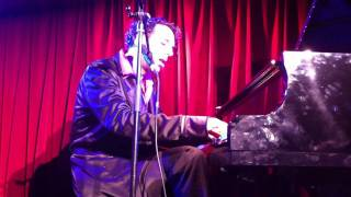 Chilly Gonzales, The Grudge - Live London 6/10/11