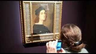 видео музей изобразительных искусств на волхонке