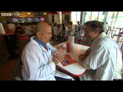 Possibly the unhealthiest restaurant in the world - Horizon: Eat, Fast and Live Longer - BBC Two