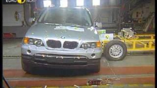 Euro NCAP | BMW X5 | 2003 | Crash test