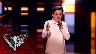 Charlie Performs 'Baby': Blinds 3 | The Voice Kids UK 2018