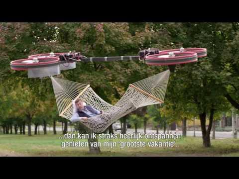 Die beweglichste fliegende Hängematte der Welt