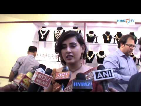 Archana actress Inaugurated India Jewellery Fair 2016 at Vijayawada - hybiz