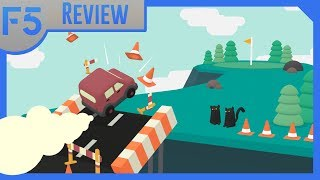 What the Golf? Review: Bonkers Golf Shenanigans! (Video Game Video Review)