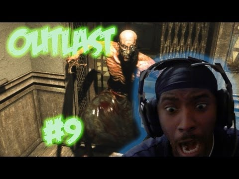 OUTLAST PART 9 :: THE PROFESSOR GETS F#$@D UP