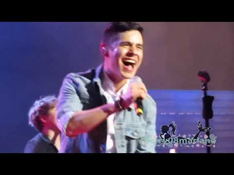 A LITTLE TOO NOT OVER YOU - David Archuleta live in Manila [HD]