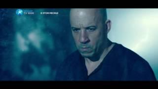 Последний охотник на ведьм - промо фильма на TV1000 Megahit HD