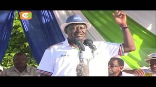 Muungano wa NASA wapeleka kampeni zake Vihiga