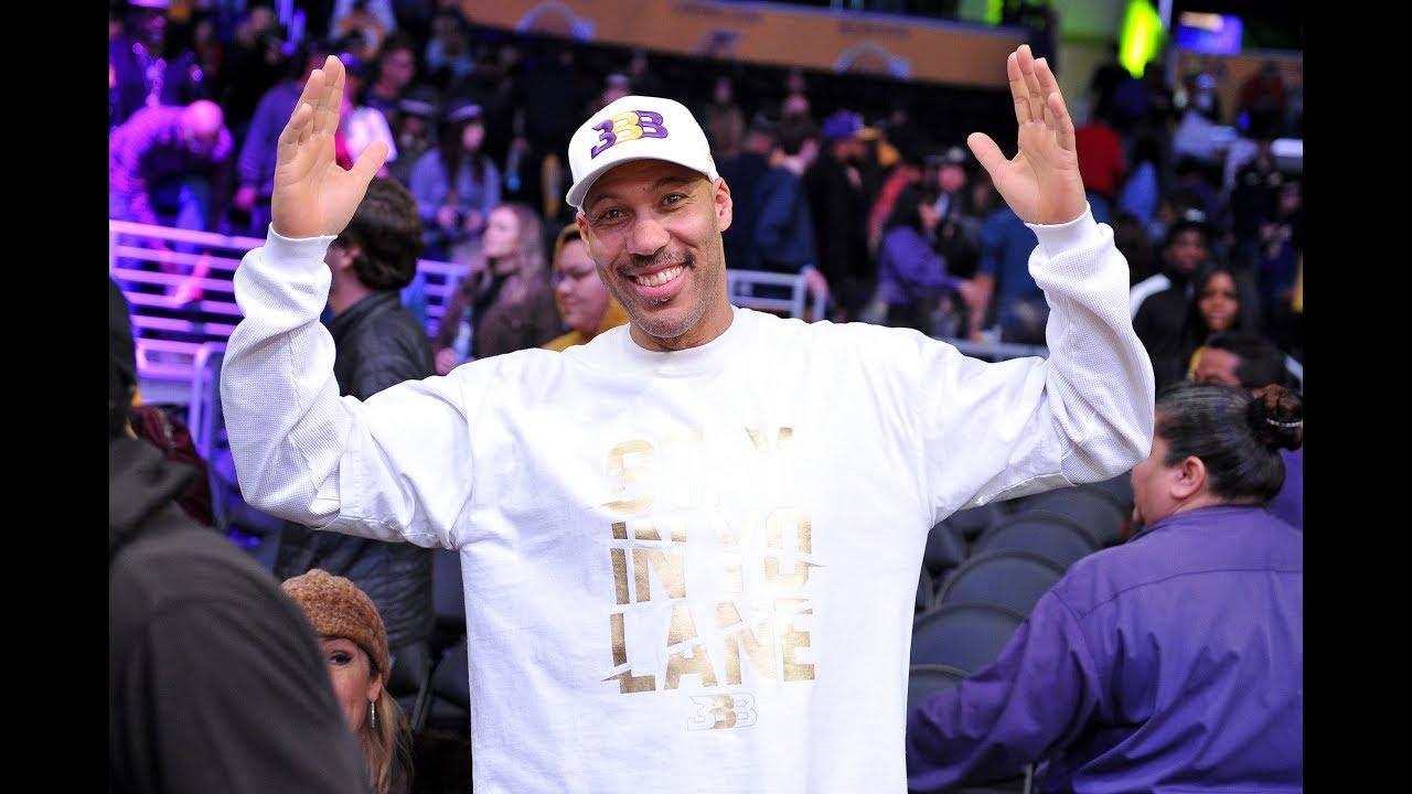 LaVar Ball on LeBron James, Anthony Davis, Magic Johnson, Lakers