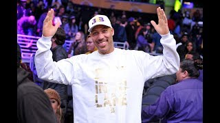 LaVar Ball on LeBron James, Anthony Davis, Magic Johnson, Lakers   SI Now   Sports Illustrated