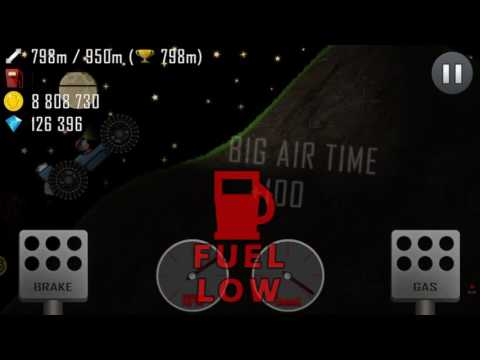 Hill climb_how to make bullet cars