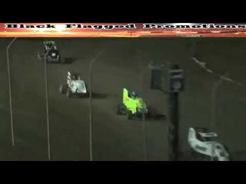 Canyon Speedway Park- Mini Sprint Main Nov 15th 2014