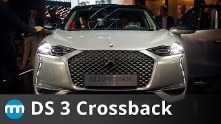 2019 DS 3 Crossback SUV - Everything You Need To Know! New Motoring