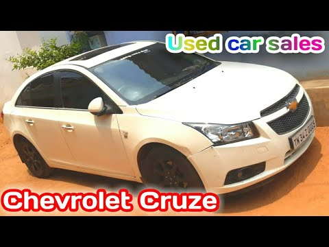 Chevrolet Cruze Used Car Sales|Jith Racing|tamil