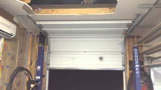 High Lift, Side Mount Garage Door Opener