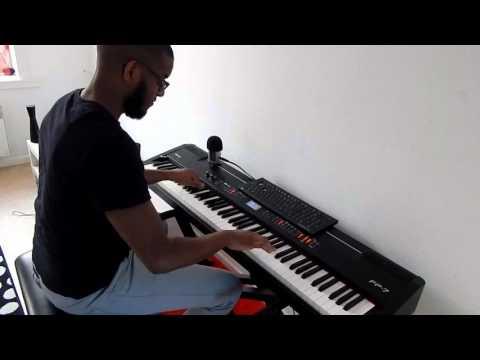 Vesty piano - Master Blaster (Stevie Wonder)
