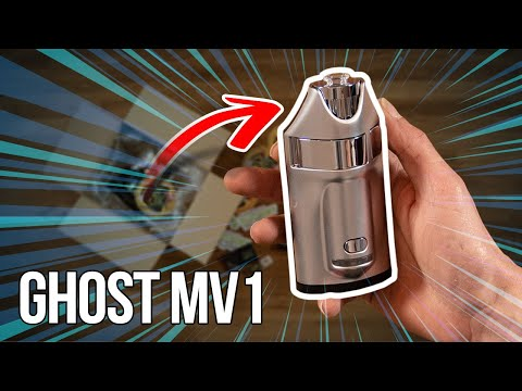 [UNBOXING] – VAPORISATEUR GHOST MV1