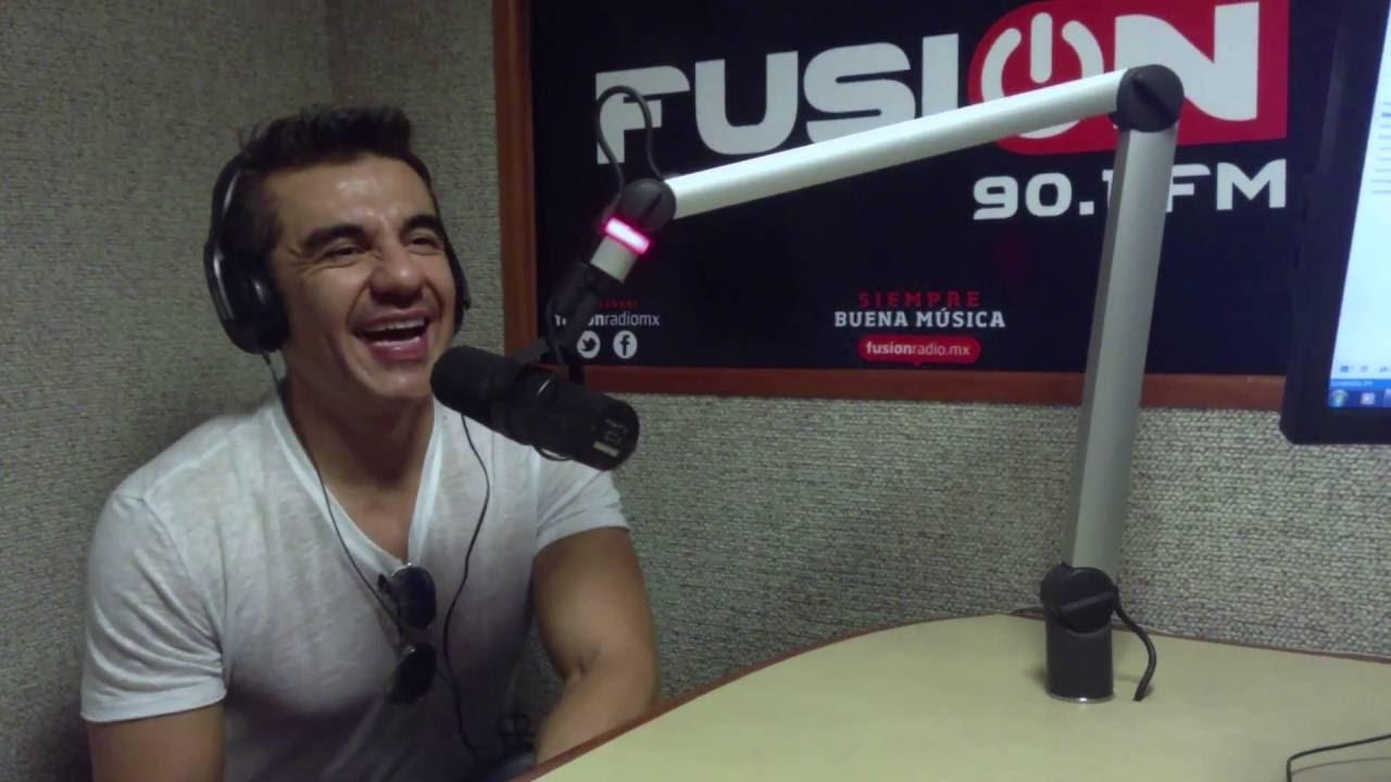 Adrián Uribe Visita Veracruz Fusión Radio 90 1 Fm