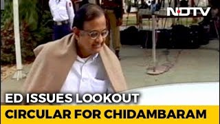 Lookout Notice For P Chidambaram, Facing Arrest; No Court Relief For Now