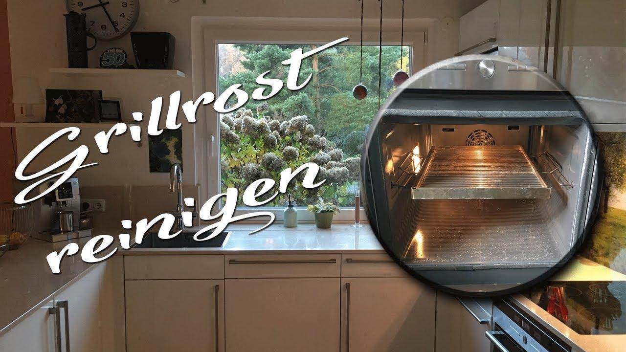 Outdoorküche Klein Reinigen : Grillrost reinigen mit pyrolyse nicht schnell aber effektiv