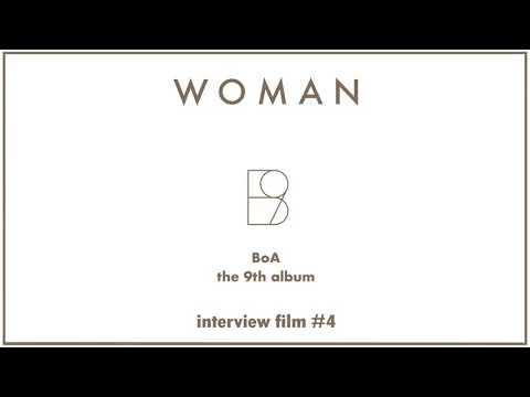 BoA 보아 The 9th Album 'WOMAN' Interview Film #4