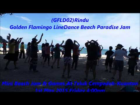 (GFLD02)Rindu By Roosamekto & Ayu Permana (Line Dance)