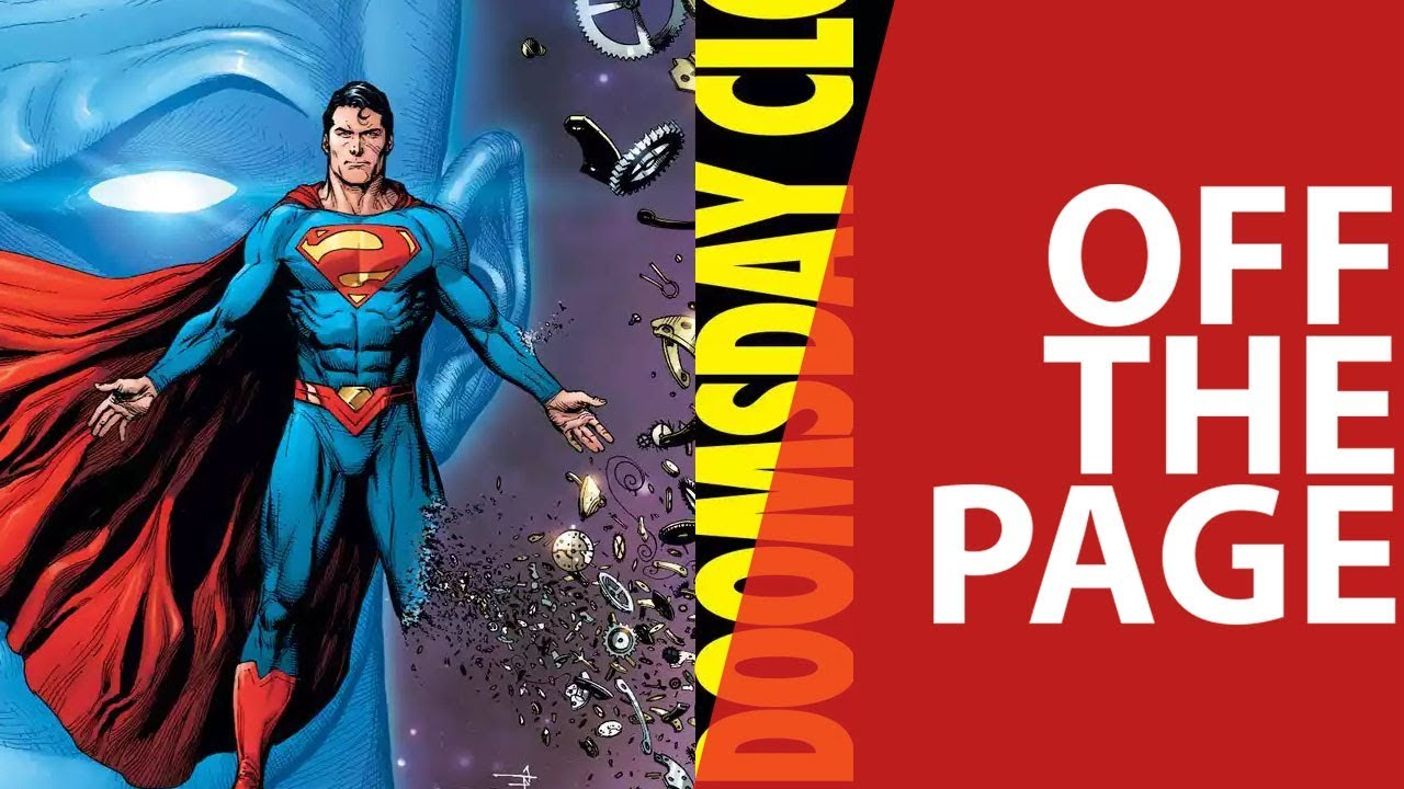 Huge Secret Empire Twist And Epic Dc Doomsday Clock Covers Off