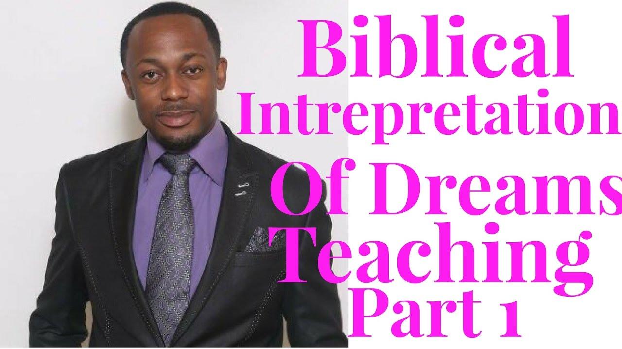 Biblical interpretation of dream youtube biblical interpretation of dream buycottarizona