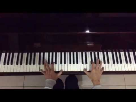 Cinta Sejati - Bunga Citra Lestari - Piano Cover + Chords - OST Habibie & Ainun
