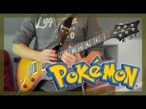 Pokémon R/B/Y: Gym Leader Theme - Metal Cover || RichaadEB