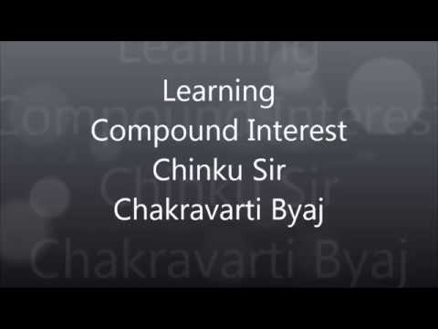 Learning Compound Interest in Hindi
