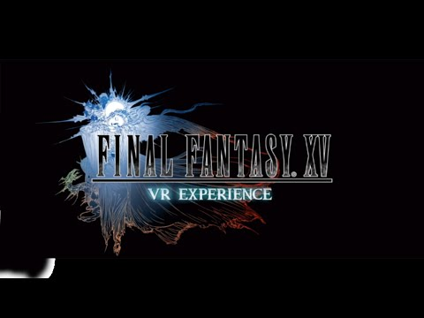 FINAL FANTASY XV VR EXPERIENCE GAMEPLAY TRAILER E3 2016 Live Reaction w/ ShinoBeenTrill & Stahtz