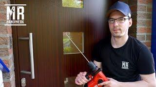 Haustür selber einbauen ! Montage Anleitung Schritt für Schritt