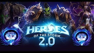 Heroes of the St๐rm Dia Rush ! #2 [GER]