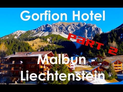Part 2/2 - Gorfion Family Hotel, Malbun - Liechtenstein | Exploramum
