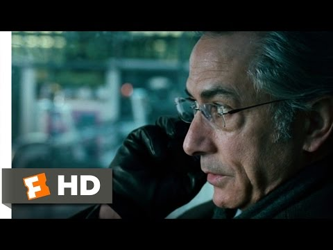 The Bourne Ultimatum (6/9) Movie CLIP - Stealing the Blackbriar Files (2007) HD