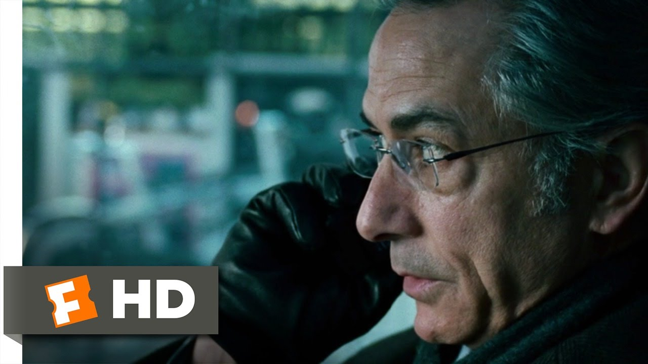 Download The Bourne Ultimatum (6/9) Movie CLIP - Stealing the Blackbriar Files (2007) HD